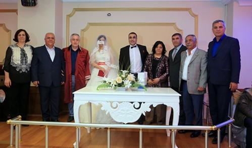 Çiğdem Biter Ve Selim Ateş Nikah Töreni