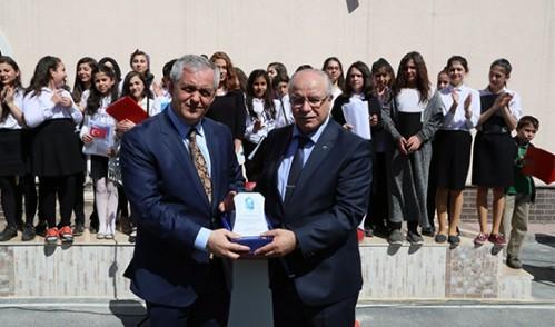 Şehit Murat Karakuş Ortaokulu Anasınıfı Acıldı