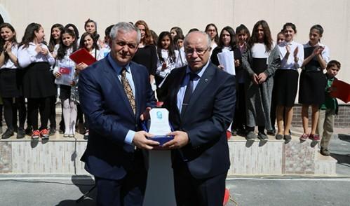 Şehit Murat Karakuş Ortaokulu Ana sınıfı Törenle Açıldı