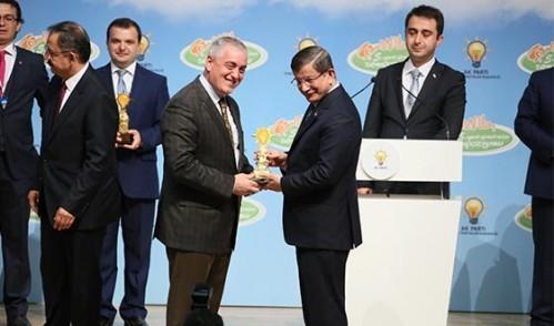 Simurg'a Ödül Başbakan'dan Geldi