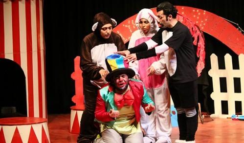 Eyüplü Çocuklar Palyaço'nun Sirki'nde Eğlendi