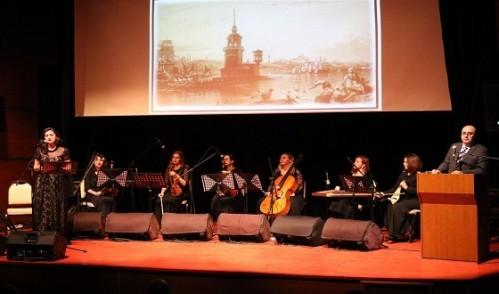 Itri'den Bach'a Müzik Köprüsü…
