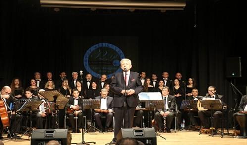 Eyüp'te Türk Müziğine Vefa Konseri