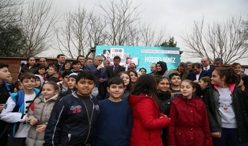 Hasan Nail Canat Akademisi Açıldı