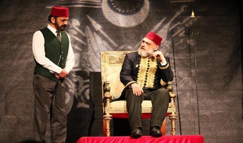 """""""Eskitilmiş Kılıç"""" Adlı Tiyatro Çok Beğenildi"""