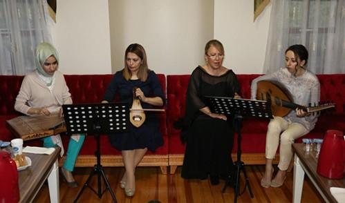 Eyüp'te Musiki Meşki