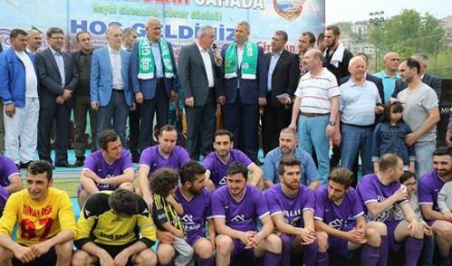 Şampiyon Eynesil Aralık Maltaşı Spor