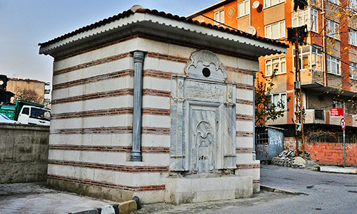 Alemdar Mustafa Paşa Çeşmesi