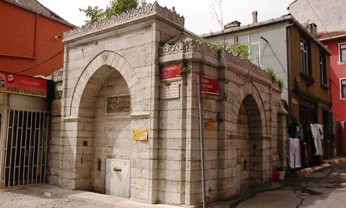 Sadrazam Ali Paşa Çeşmesi (İki Yüzlü Çeşme)