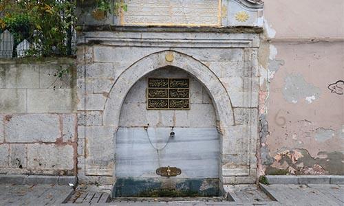 Sokollu Mehmet Paşa Çeşmesi