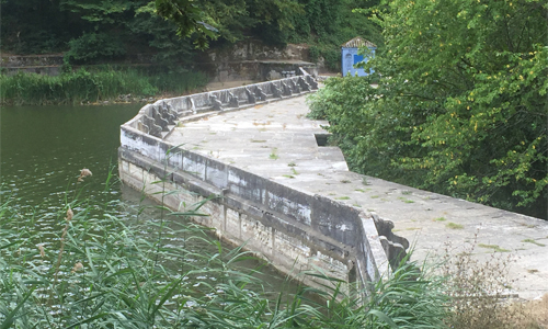 Kırkçeşme Su Bentleri