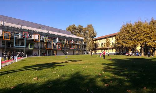 İstanbul Bilgi Üniversitesi Santral İstanbul Yerleşkesi