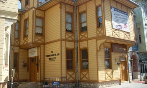 İstanbul Sabahttin Zaim Üniversitesi İrtibat Bürosu