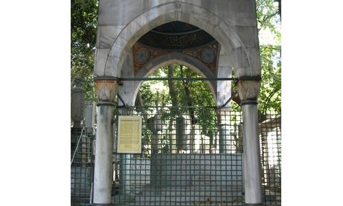 Lala Mustafa Paşa Türbesi