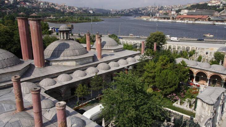 Mihrişah Valide Sultan Mezarlığı