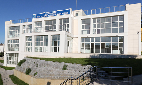Güzeltepe Gençlik ve Kültür Sanat Merkezi