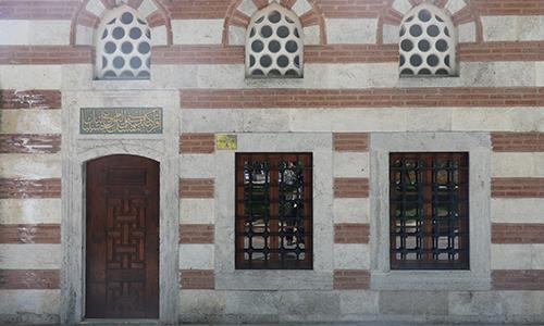 Ahmet Pir Edirnevi Türbesi