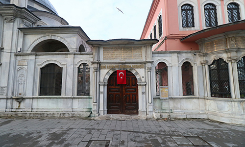 Şah Sultan Türbesi