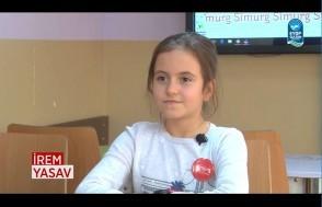 Simurg öğrencisi İrem Yasav ile röportaj