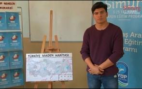 Gökay Sancak - Işıklı Türkiye Maden Haritası