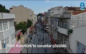 Fahri Korutürk'te sorunlar çözüldü
