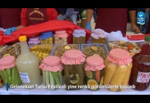 Geleneksel Turşu Festivali yine renkli görün...