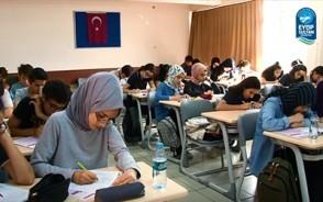 12. sınıflara Seviye Belirleme Sınavı düzenledi