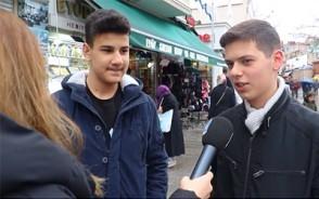 Okumak Güzeldir Sokak Röportajı