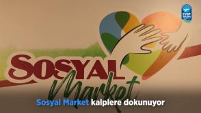 Sosyal Market kalplere dokunuyor