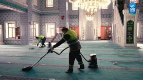 Camilerimiz Pırıl Pırıl