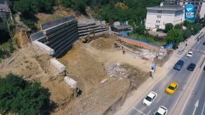 Silahtarağa'ya spor salonu ve etüt merkezi yapılıyor
