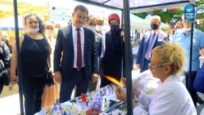 El Emeği Ürünleri Festivali'nin 3.'sü düzenlendi