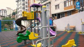 Kavaklı Sokak Parkı açılıyor